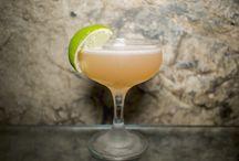 Our cocktails / 1125 Argyle Street, Finnieston, Glasgow