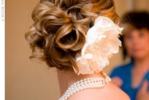 Wedding Hair  / by Stephanie Theimer
