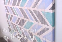Herringbone / by ScotchBlue Painter's Tape