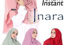Square Hijab & Shawl