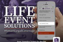 LegalShield App • Snap Speeding Tickets For Review / Snap Speeding Tickets For Review. For more Information call 519-872-6875