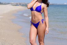 Blue Bikini 2018