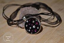 Design by zuuuz / Originální šperky, krabičky a další výrobky.