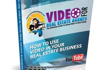 Video For Real Estate Agents Ebook / A video ebook that teaches real estate professionals about using video in real estate. Cameras, mice, tripods, mindset, video topics, videos of value and more. No theory only what works from someone that has used video in their business for over 4 years.