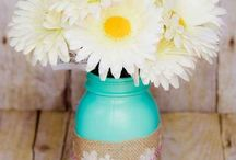 mason jars / by Stacey Bartz