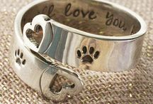 Pet related jewelry and accessories