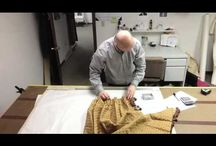 How To Make A Pinch Pleated Drapery (Figuring Pleats And Spaces) / In this video you learn how to figure the pleats and spaces on a pinch pleated drapery panel.