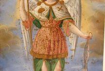 Ángeles y arcangeles