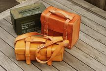 Bicycle & Motorbike Leather Bags & Boxes