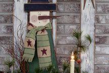 Wood Crafts / by Cheryl Wilbers Korsmeyer