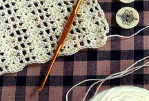 Yarn & String / by Jennifer Horton