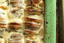 Potatoes Recipes / by Cari McCamey