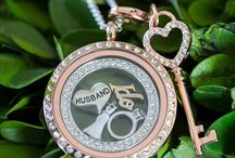 Origami Owl meets Bride  / Custom designs for your special day!