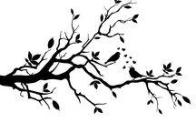ranting pohon