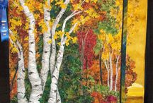Autumn Paintings Gallery