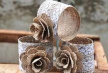 Wood & Lace Wedding