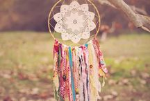 Dream catcher recycled