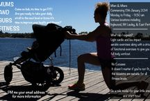 Fitness for Mums and Bubs / Fitness for Mums, Moms, Mummy