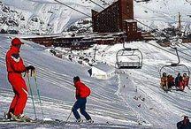 #chile #chile #chile #ski #esqui  / #chile #chile #chile Todos los centros de #SKI de #CHILE en una sola mirada...