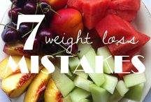 Avoid Weight Loss Mistakes