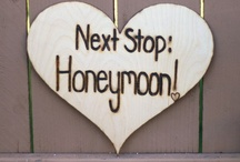 Honeymoon / by Melissa Mullins