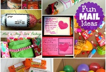 Fun mail / by Annette Kaster