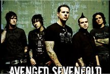Avenged Sevenfold ♥ / I can't live without their music. ♥