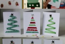 christmas craft cards kids