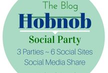 Blog Parties and FYIs