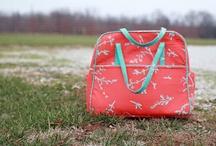 sewing: weekender bag