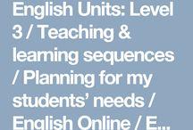 Teach: English and Literacy