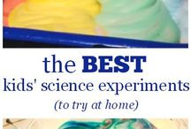 kids science experiments!!!