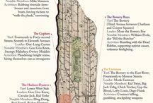 Gang maps / Maps of gangs