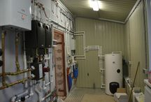 Отопление частного дома. / Проектирование и монтаж инженерных систем: отопление дома.