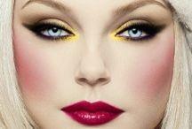 Arte en el Rostro. Face's Art. / La piel  como lienzo en blanco en donde los artistas del maquillaje realizan sus obras que cobran vida con los movimientos del rostro... un arte efímero que solo trasciende a través de una fotografía...