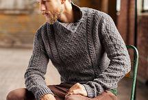 Knit & crochet per lui