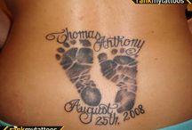 Cool tattoos  / by Rhonda Hurst