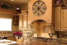 Kitchen Ideas / by Patricia Lovato