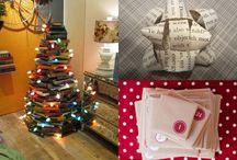 Books + Holidays