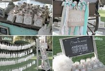 Baby shower Decoration / Ideas para Baby Shower