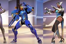 Overwatch Cosplay Ideas / Female Overwatch characters