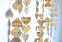 Recycled paper craft