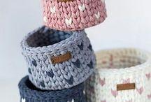Basket cotton yarn