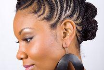 hairstyles  / by Ricketa Bluford