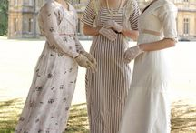 Downton Abby-1900-1919 / Fashion worn at the beginning of the century