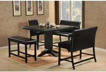 NOOK COUNTER-HEIGHT TABLE / Table only!
