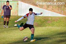 ADUS Rugby vs Salamanca RC #Salamanca 16-ENE-2016.
