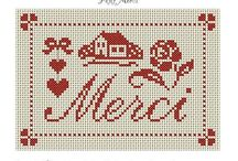 Cross Stitching - point de croix