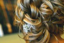 hair / by Heather Kipper O'Brien