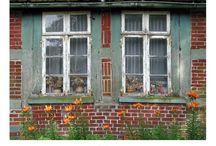 Fenster und Fensterläden